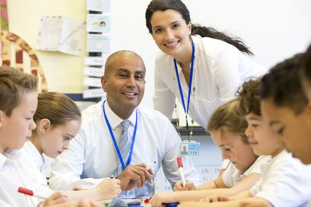2 Teachers in 1 Classroom?