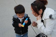 """小さいお子さんに """"How to be a Good Listener""""、教えていますか?"""